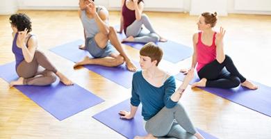 Yoga Mittelstufe